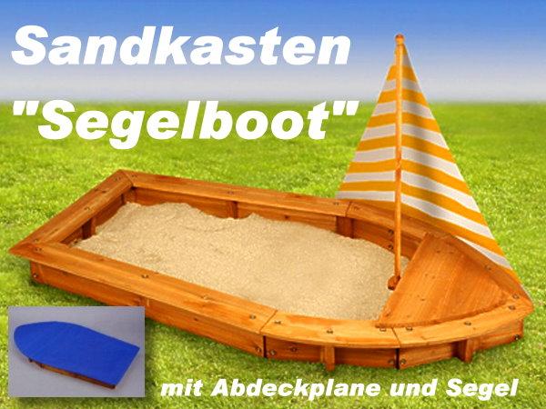 grosser-Segelboot-Schiff-Boot-Kinder-Holz-Sandkasten-mit-Abdeckplane-und-Segel